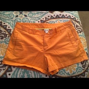 Stylus orange shorts size 12
